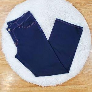 Banana Republic curvy bootcut jeans        Z 12